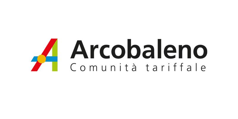 Arcobaleno rebranding