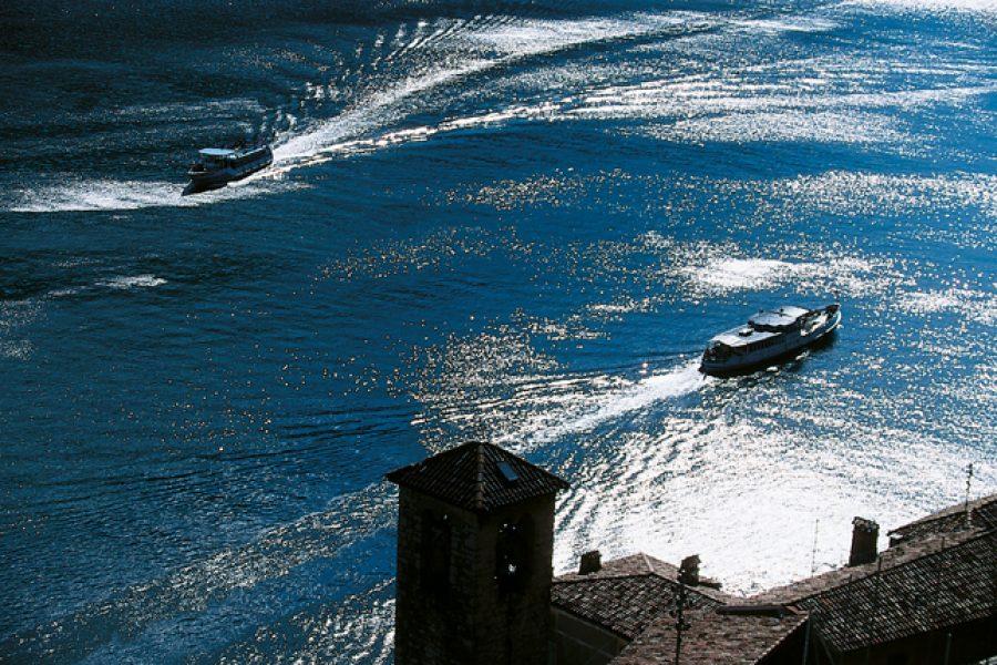 Advertising</br>Società navigazione lago di Lugano