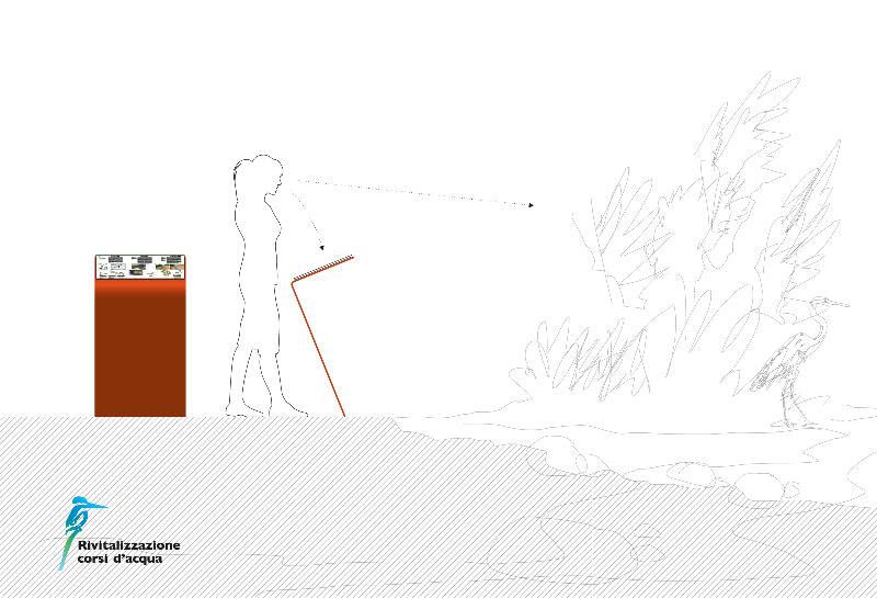 Rivitalizzazione corsi d'acqua, ticino
