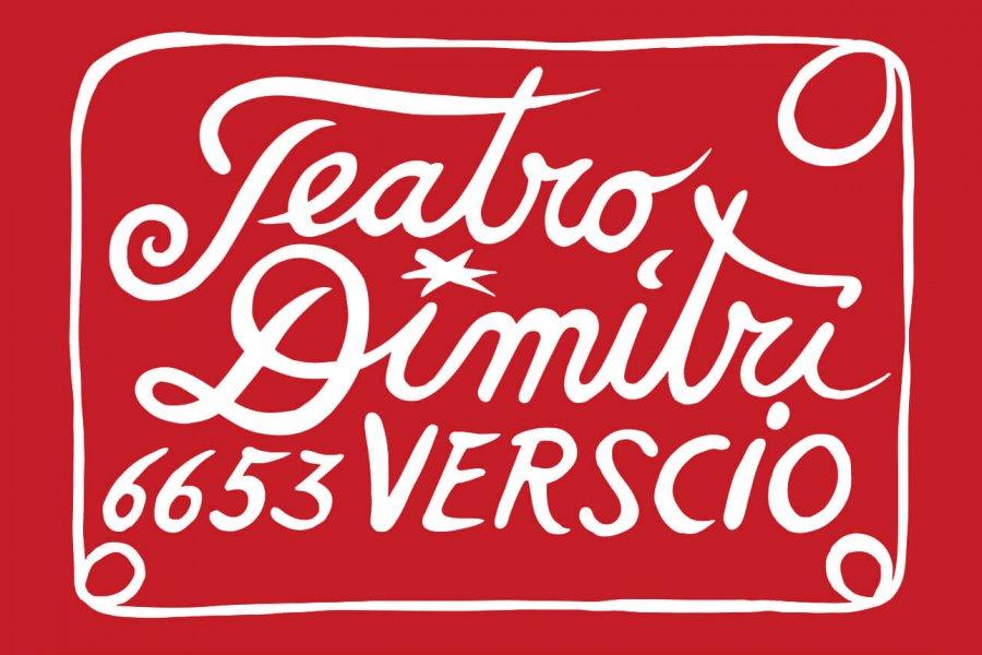 Branding</br>Teatro Dimitri