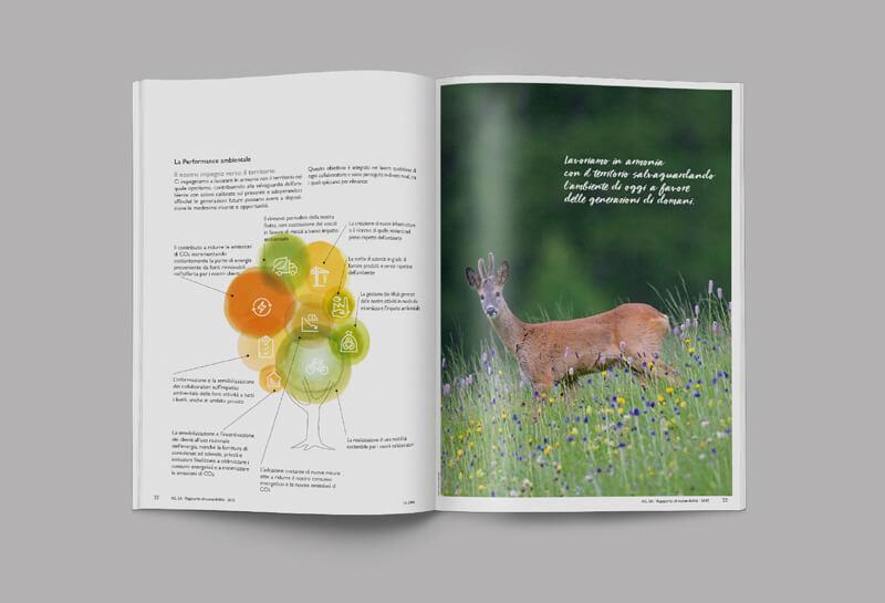 AIL Lugano, Rapporto di sostenibilità