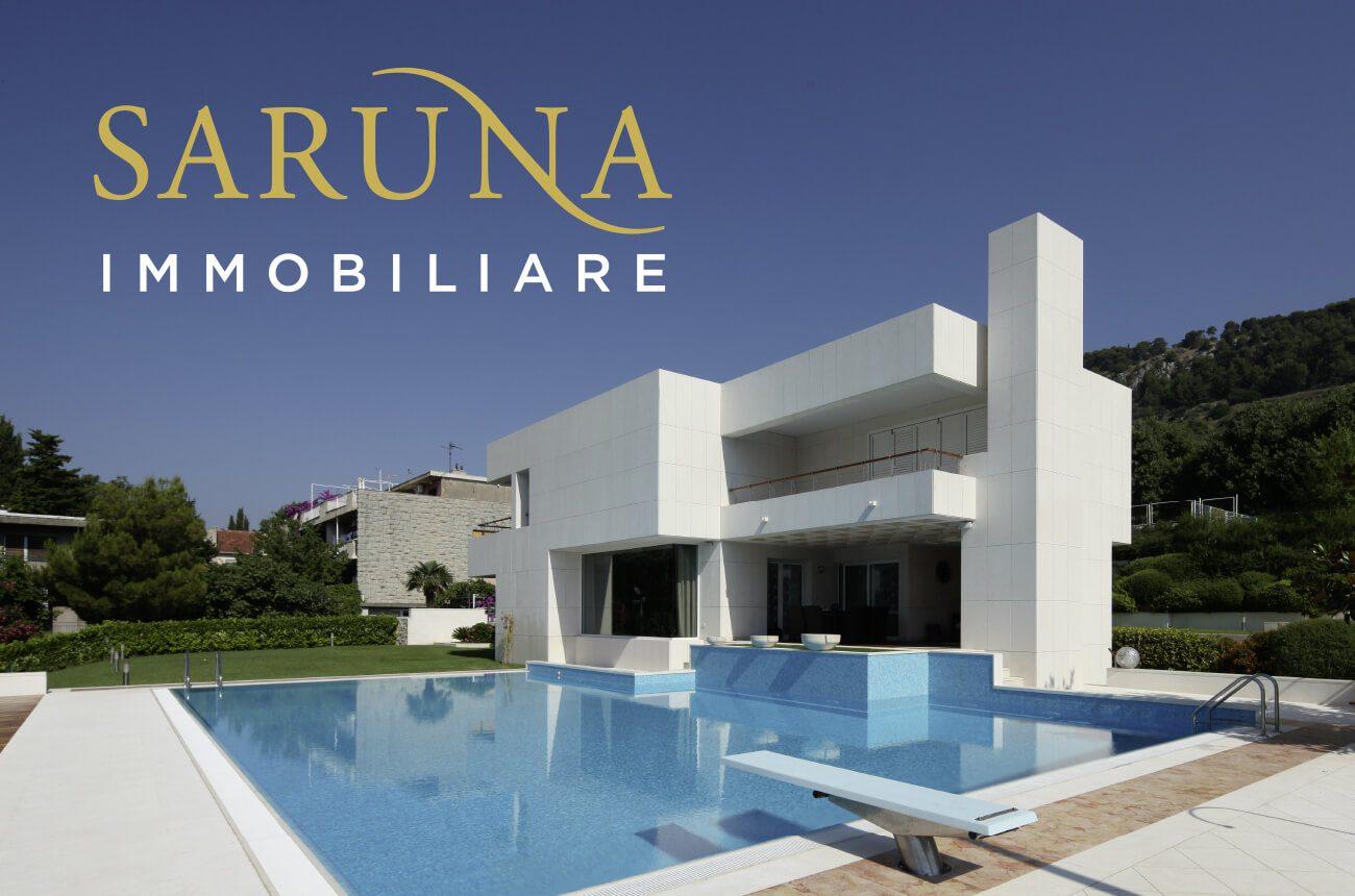 Branding</br>Saruna immobiliare