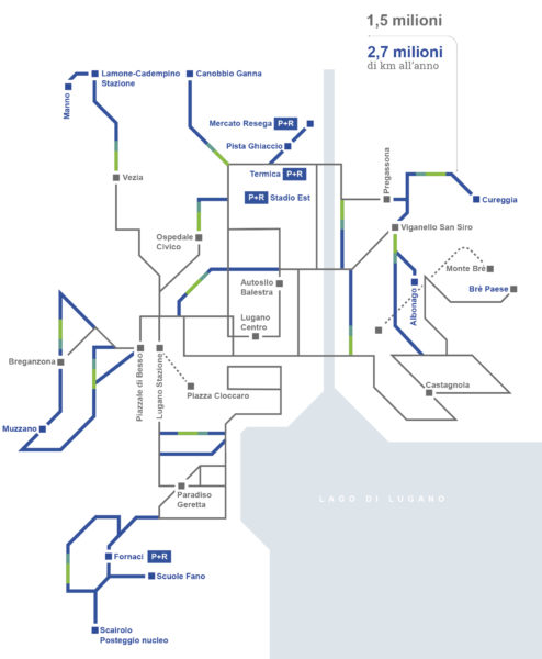 TPL trasporti pubblici luganesi